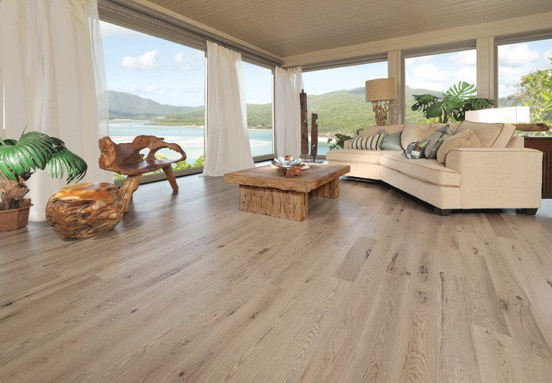 The Most Popular Domestic Hardwoods Used on Floors