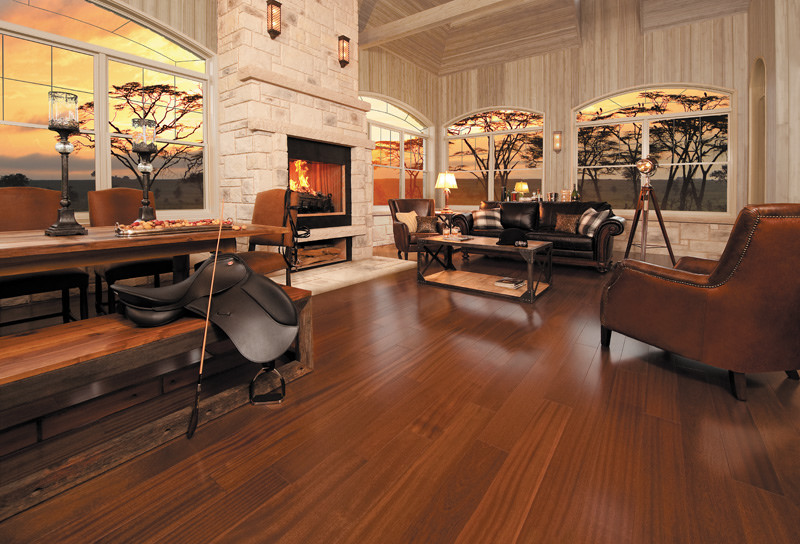 What About Hardwood Flooring